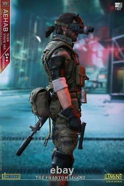 1/12 LIMTOYS LIMINI The Phantom Legend AEHAB Male Action Figure Set S++ Ver. Toy