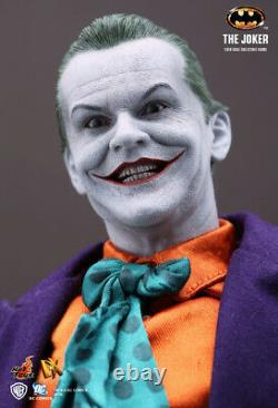 1/6 Hot Toys Dx08 DC Batman The Joker 1989 Ver Jack Nicholson Action Figure