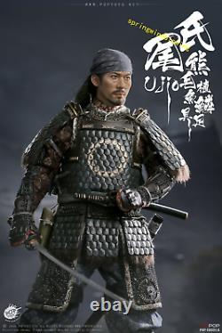 1/6 POPTOYS EX031A Brave Samurai UJIO Warrior 12Action Figure Standard Ver