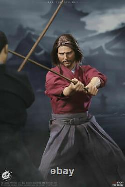 1/6 POPTOYS EX032 Devoted Samurai Trainee Ver. 12Male Action Figure Toy