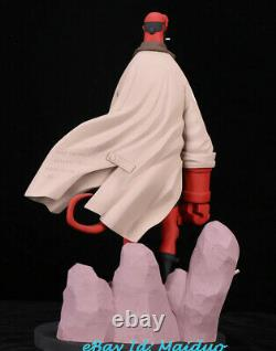 1/6 Scale Hellboy Resin Figure Model GK Figurine FS Collectible Comics Ver