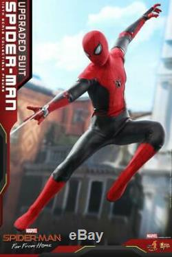 1/6th Hot Toys Spider-Man Far From Home Peter Parker Upgraded Suit Ver. MMS542