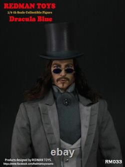 1/6th REDMAN TOYS RM033 Dracula Action Figure Collectible Toy Gray Clothes Ver