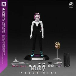 1/6th YR TOYS YR009 Spider Gwen Stacy Battle Clothes Ver. Figure Doll Toy