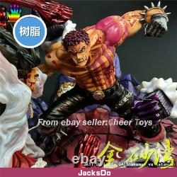 1/8 JK11-04 Luffy Vs Katakuri Diorama Box Ver Jacksdo One Piece GK Resin Statue