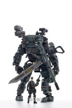 125 JOYTOY Steel Bone Armor Gray Ver Soldier Action Figure Gift JT0128 Presale