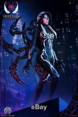 16 Scale Queen of the Dark Spider 12 Figure Model War Story WS006B Delux Ver