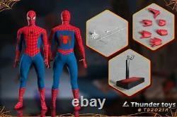 16 Thunder Toys TD2021A Variant Spider-man Battle Suit Ver. Action Figure Model
