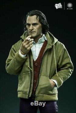 7CC TOYS / PU STUDIOS 1/6 Scale The Joker Arthur Fleck Joaquin Casual Wear Ver
