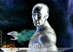 ADD TOYS 1/6 AD05 Silver Surfer Norrin Radd Normal Ver. Action Figure Model