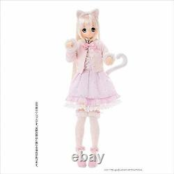 AZONE SAHRA'S meow x meow a la mode White cat SAHRA Nornal Ver. Doll JAPAN F/S