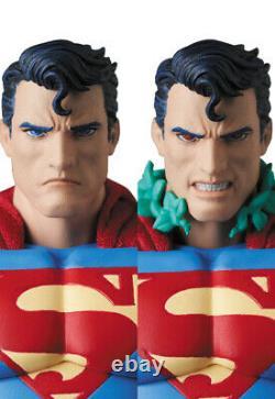 Authentic Medicom Toy Mafex No. 117 DC Superman (Batman HUSH Ver.) Action Figure