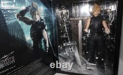Authentic Play Arts Kai Cloud Strife Final Fantasy VII 7 Remake Figure Ver 2