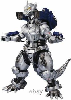 BANDAI S. H. MonsterArts MFS-3 MECHAGODZILLA Type-3 Kiryu SHINAGAWA BATTLE ver
