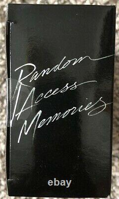 BE@RBRICK 100% DAFT PUNK Random Access Memories Ver. Set lot of 2 Rare Bearbrick
