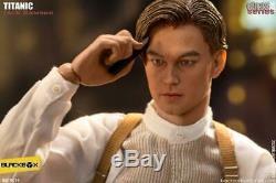 BLACKBOX 1/6 Overcoat Ver. Jack Dawson Leonardo DiCaprio Figure Model