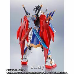 Bandai Metal Robot Spirits Luibei Gundam (Real Type Ver) Action Figure