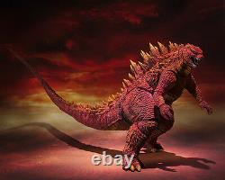 Bandai S. H. MonsterArts Godzilla 2014 poster image Ver. Action Figure Japan F/S