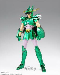 Bandai Saint Seiya Myth Cloth Dragon Shiryu Revival Ver USA