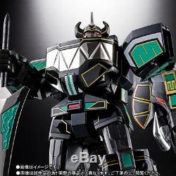 Bandai Soul Chogokin GX-72B Mighty Morphin Power Rangers Dino Megazord Black Ver