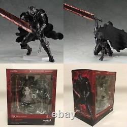 Berserk Guts Action Figure Figma 410 Berserker Armor ver Repaint Skull Edition