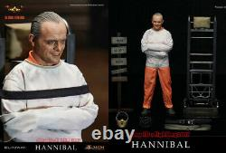 Blitzway 1/6 The Silence of Lambs 1991 Hannibal Lecter Straitjacket ver. INSTOCK
