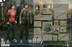 CCTOYS 1/6 The Last of Us Last Survivor ELLI Summer&Winnter Clothes Ver. Figure