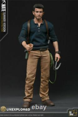 CCTOYS 1/6th Uncharted Nate Nathan Drake 12 Action Figure Set Model Summer Ver