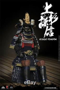 COOMODEL 1/6 Empires Series SE043 UESUGI KENSHIN Figure Standard Ver. Collection