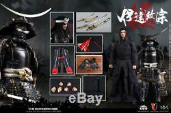 COOMODEL Japanese Samurai Metal ARMOR DATE MASAMUNE 1/6 FIGURE MASTERPIECE VER