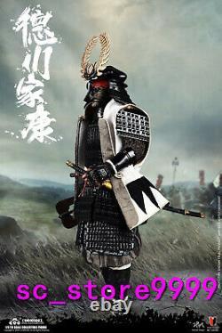 COOMODEL SE085 1/6th Diecast Shogun Tokugawa Ieyasu Standard Ver. Figure Set