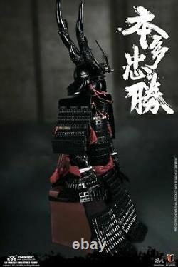 COOMODEL SE090 1/6 Series Of Empires Honda Tadakatsu Figure Standard Ver