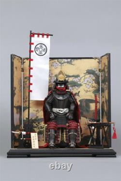 COOMODEL SERIES OF EMPIRES BLACK CATTAILL ARMOR OF ODA NOBUNAGA LEGENDARY Ver