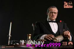 DAMTOYS DMS033 1/6th The Godfather Vito Corleone Golden Years Ver. Collectible T