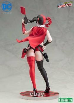 DC Comics Kotobukiya Harley Quinn New 52 Ver 2016 NYCC Limited Edition Bishoujo