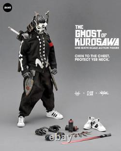 DEVIL TOYS The Ghost of Kurosawa Black Ver. 1/6th Action Figure In Stock Hot Sale