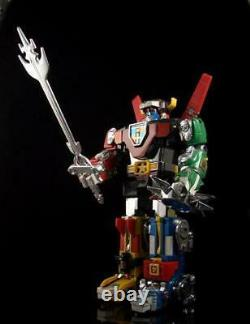 DHL Voltron Defenders of the Universe Lionbot 1980 Super Diecast Taiwan Ver New