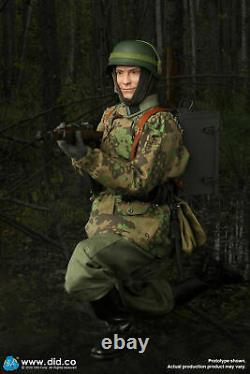 DID Dennis 20th Waffen Division Radio Operator Ver A 1/6 Action Figure Toys