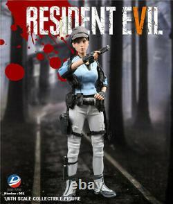 DIIBTOYS 1/6 Resident Evil Jill Valentine Female Figure BSAA Ver. CollectibleToy