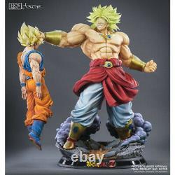 DRAGON BALL Broly Legendary Super Saiyan Regular Ver. HQS+ 1/4 Statue Tsume