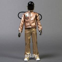 Daft Punk Guy-manuel Medicom Rah Discovery Ver 2.0 1/6 Scale Action Figure New