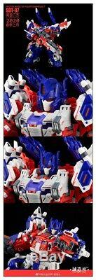 Deluxe Ver. Master Made SDT-07 God Ginrai with Apex Armor Action Figure in stock