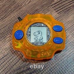Digimon Adventure Digivice 1999 Ver. Taichi Yagami Color Orange Bandai