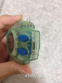 Digivice Digimon Adventure 1999 Ver. Normal Color Clear Green Bandai FedEx F/S