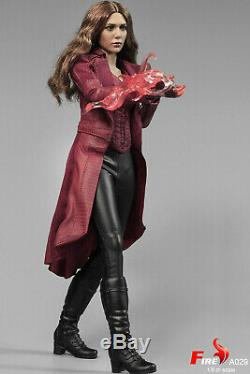 FIRE 1/6 Combat Ver. Scarlet Witch 3.0 Wanda 12inches Figure Model