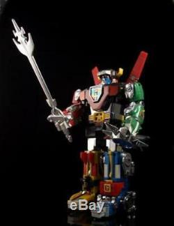 (Fast) Voltron Defender Of The Universe Golion Lionbot 1980 Die Cast Taiwan Ver