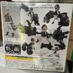 Figma BLACK ROCK SHOOTER Strength TV ANIMATION ver. Figure Japan