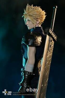 GAMETOYS 1/6 GT-002A Cloud Strife Final Fantasy Standard Ver. Action Figure
