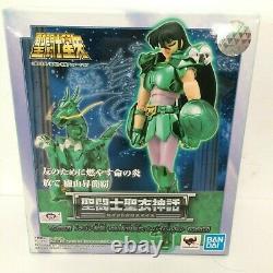 GENUINE Bandai Saint Seiya Myth Cloth Dragon Shiryu Revival Ver USA SELLER
