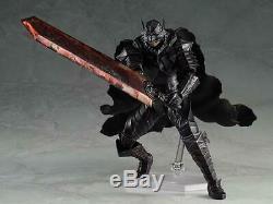 GSC Figma #410 Guts (Berserker Armor Ver) Repaint/Skull Edition Berserk In Stock